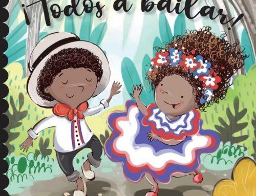 VAMOS TODOS A BAILAR. Book Launch Lanzamiento